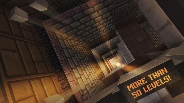 「Infinite Maze Run」のスクリーンショット 3枚目