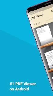 「PDFリーダー- 電子ブックリーダー& PDFリーダー」のスクリーンショット 1枚目