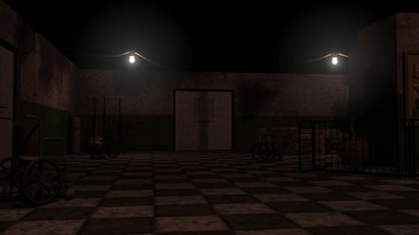 「Dark Walls VR」のスクリーンショット 1枚目