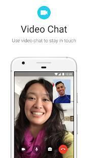 「Messenger Lite:無料通話とメッセージ」のスクリーンショット 3枚目