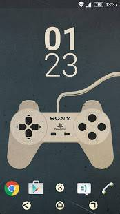 「XPERIA™ - PlayStation® Theme」のスクリーンショット 2枚目