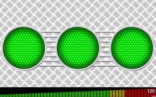 「トラック太郎(スピードメーター付き速度表示灯)」のスクリーンショット 1枚目
