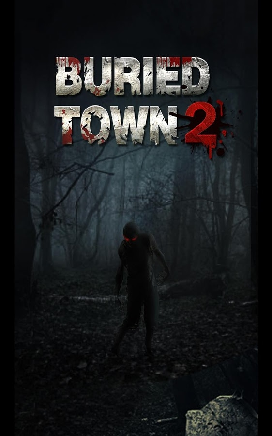 「Buried Town 2 - Zombie Survival Apocalypse Game」のスクリーンショット 1枚目