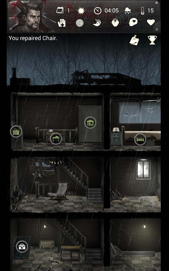 「Buried Town 2 - Zombie Survival Apocalypse Game」のスクリーンショット 3枚目