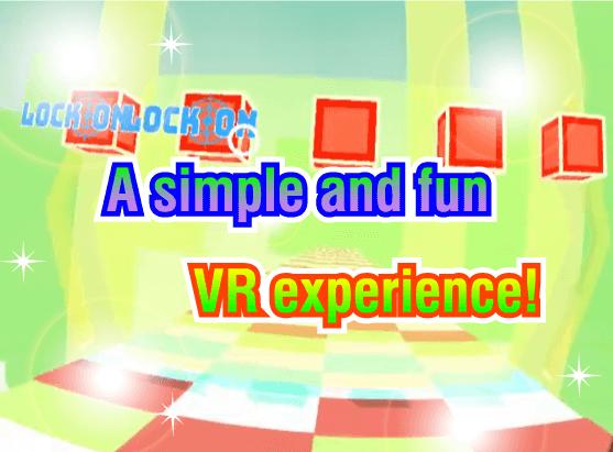 「Cube Crush -無料VRゲーム-」のスクリーンショット 2枚目