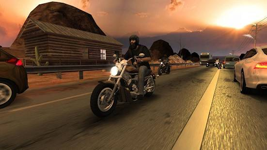 「Racing Fever: Moto」のスクリーンショット 3枚目