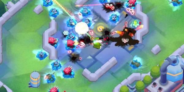 「Loony Tanks」のスクリーンショット 2枚目
