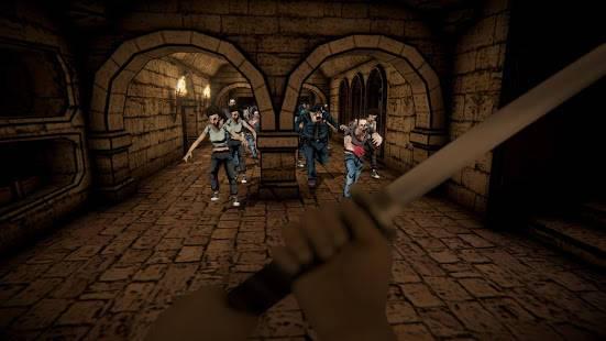 「Zombie Conspiracy」のスクリーンショット 3枚目