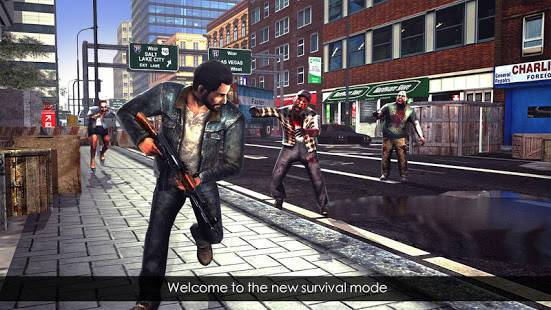 「Death Invasion : Survival」のスクリーンショット 1枚目