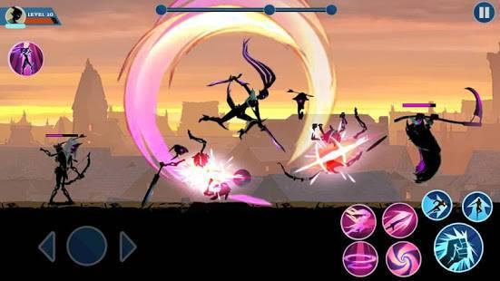 「Shadow Fighter」のスクリーンショット 2枚目