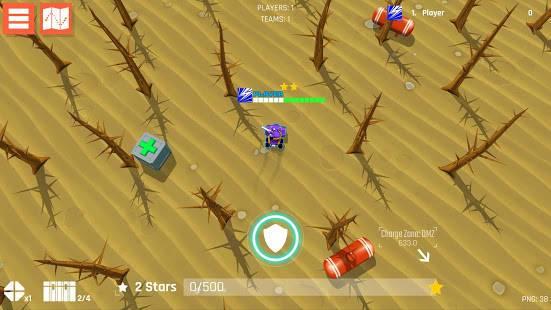 「Tank Party!」のスクリーンショット 3枚目