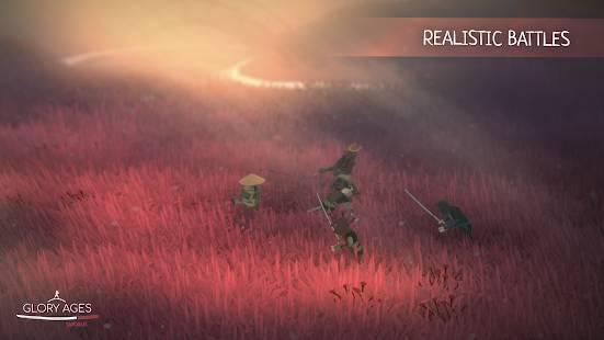 「Glory Ages - Samurais」のスクリーンショット 1枚目