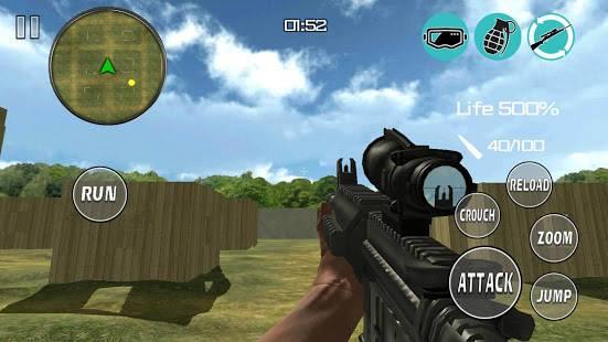 「Crisis Bullet」のスクリーンショット 2枚目