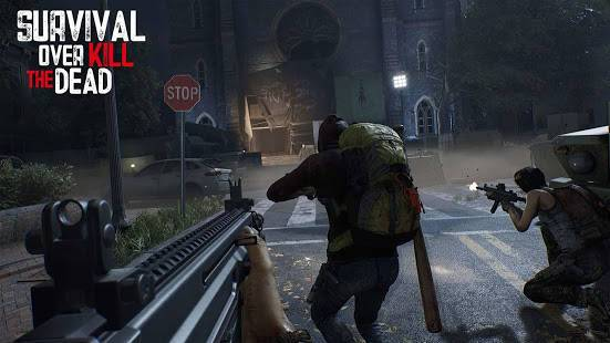 「Overkill the Dead: Survival」のスクリーンショット 1枚目