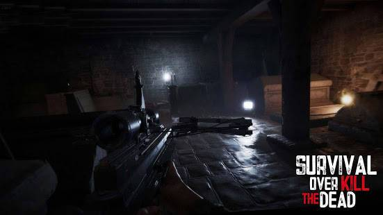 「Overkill the Dead: Survival」のスクリーンショット 2枚目