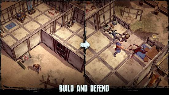 「Exile Survival – Craft, build, fight with monsters」のスクリーンショット 1枚目