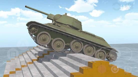 「戦車の履帯を愛でるアプリ」のスクリーンショット 1枚目