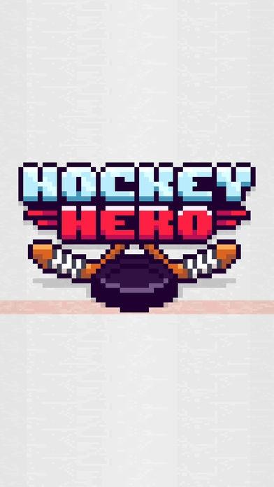 「Hockey Hero」のスクリーンショット 1枚目