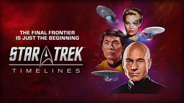 「Star Trek Timelines」のスクリーンショット 1枚目