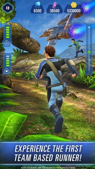 「Thunderbirds Are Go: Team Rush」のスクリーンショット 1枚目