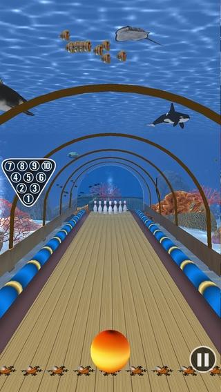 「My Bowling Paradise」のスクリーンショット 2枚目