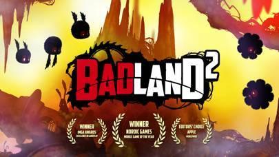 「BADLAND 2」のスクリーンショット 1枚目