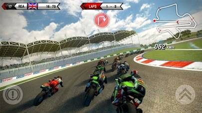 「SBK15 - Official Mobile Game」のスクリーンショット 3枚目