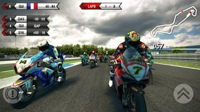 「SBK15 - Official Mobile Game」のスクリーンショット 1枚目