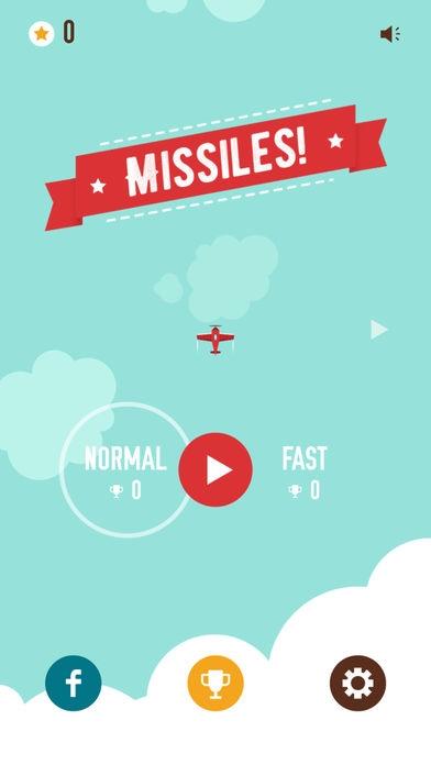 「Missiles!」のスクリーンショット 1枚目