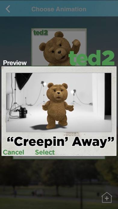 「TED 2 Mobile MovieMaker」のスクリーンショット 2枚目