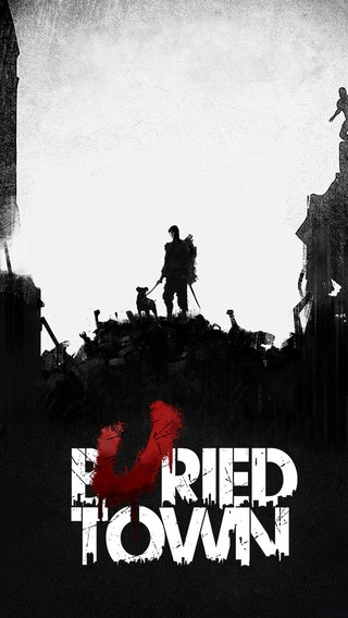 「BuriedTown - World's First Doomsday Survival Themed Game」のスクリーンショット 1枚目