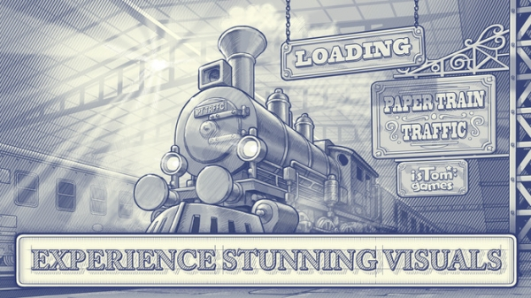 「Paper Train: Traffic」のスクリーンショット 1枚目