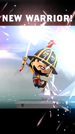 「World of Warriors: Duel」のスクリーンショット 3枚目