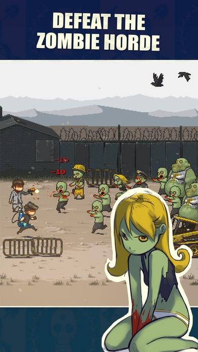 「Dead Ahead: Zombie Warfare」のスクリーンショット 2枚目