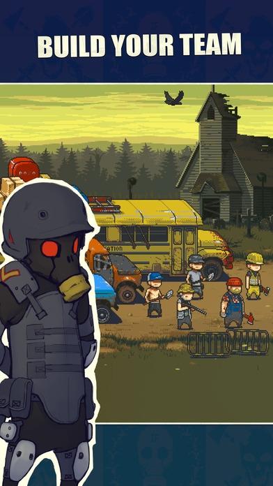 「Dead Ahead: Zombie Warfare」のスクリーンショット 1枚目