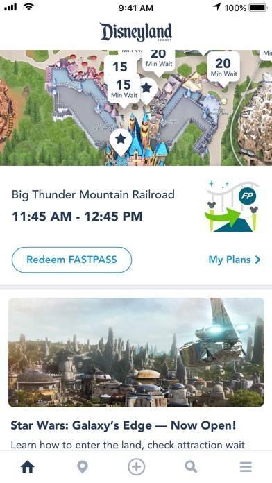 「Disneyland®」のスクリーンショット 1枚目