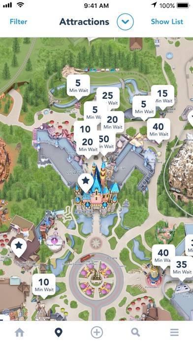「Disneyland®」のスクリーンショット 2枚目
