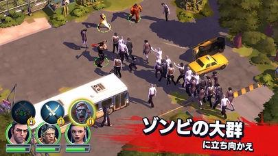 「ゾンビ・アナーキー:サバイバル戦略バトル」のスクリーンショット 1枚目