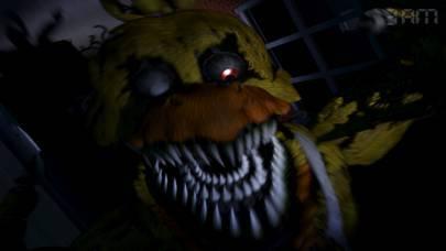 「Five Nights at Freddy's 4」のスクリーンショット 3枚目