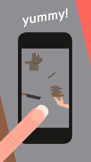 「Burger – The Game」のスクリーンショット 2枚目