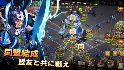 「Magic Rush: Heroes」のスクリーンショット 1枚目