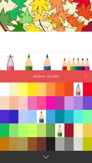 「Colorgram 大人のための塗り絵帳 - 無料」のスクリーンショット 3枚目