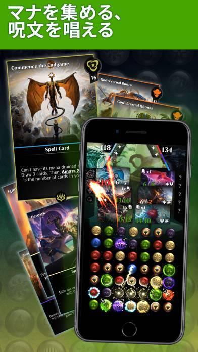 「Magic: Puzzle Quest」のスクリーンショット 1枚目