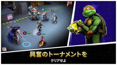 「Ninja Turtles: Legends」のスクリーンショット 3枚目