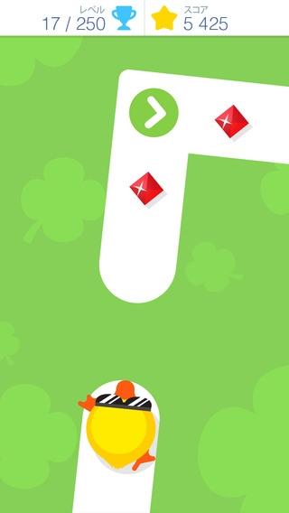 「Tap Tap Dash」のスクリーンショット 1枚目