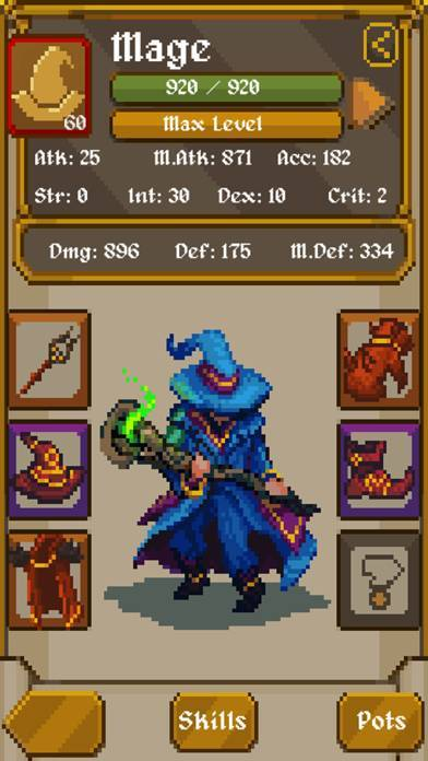 「Merchant RPG」のスクリーンショット 1枚目