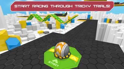 「GyroSphere Trials」のスクリーンショット 1枚目