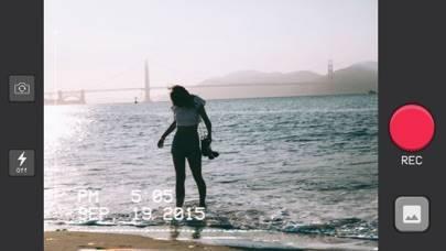 「Camcorder - VHS画質のホームビデオを撮る」のスクリーンショット 3枚目