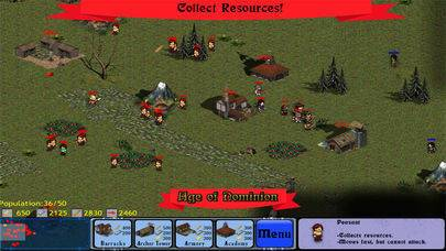 「Age of Dominion RTS: Command your Empire!」のスクリーンショット 2枚目