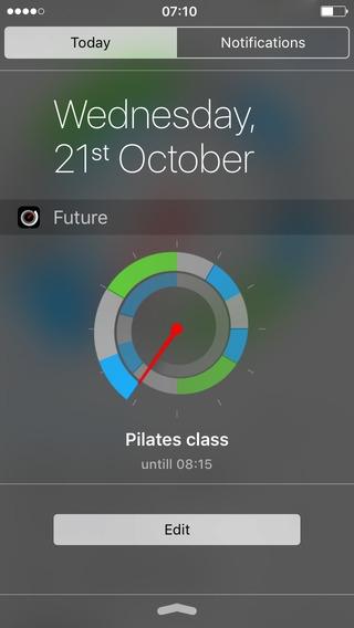 「Future – カレンダー上のイベントを24時間体制で管理します」のスクリーンショット 1枚目